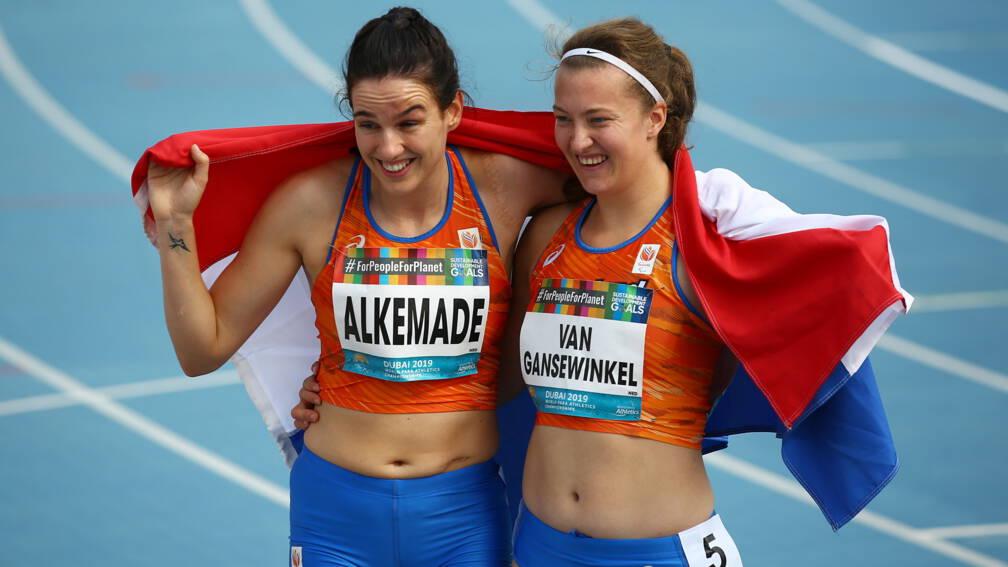 NOS Jeugdjournaal: Nederlanders winnen goud én zilver op WK Para Atletiek