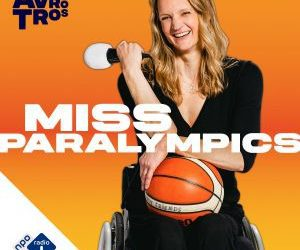 Miss Paralympics – Atleet op blade